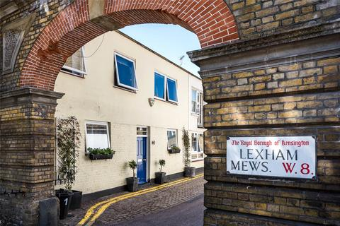 2 bedroom mews to rent - Lexham Mews, Earl's Court, Kensington and Chelsea, London, W8