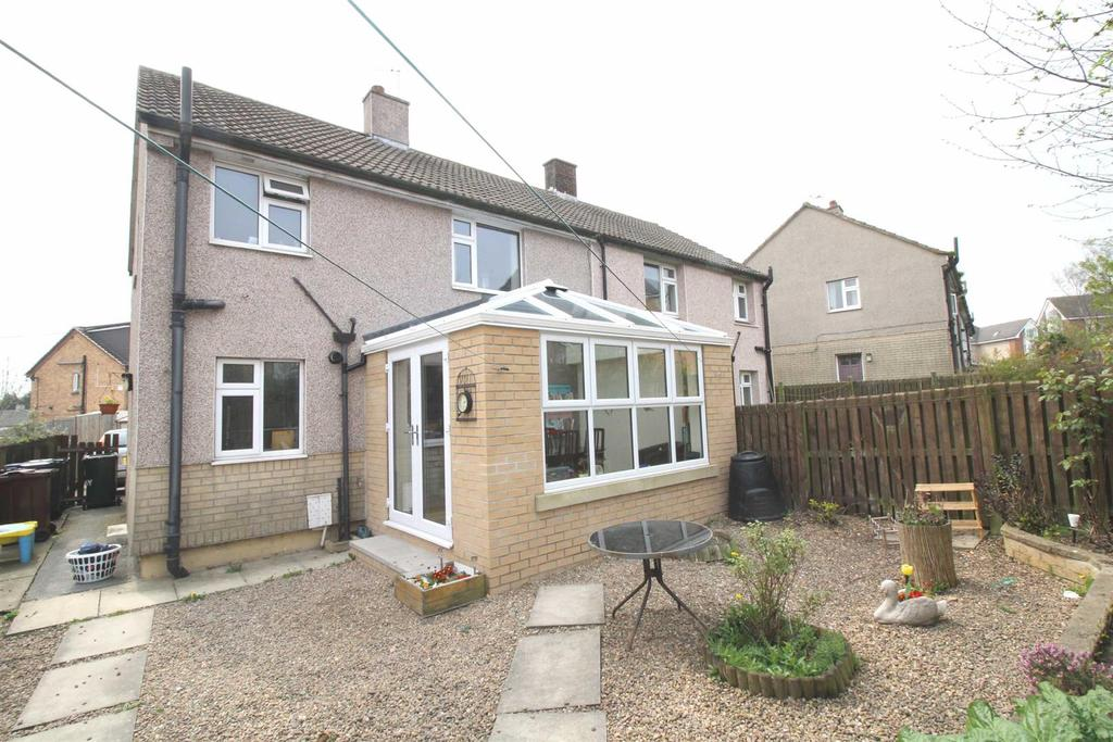 3 Bedrooms Semi Detached House for sale in Farway, Bradford, BD4 0EG