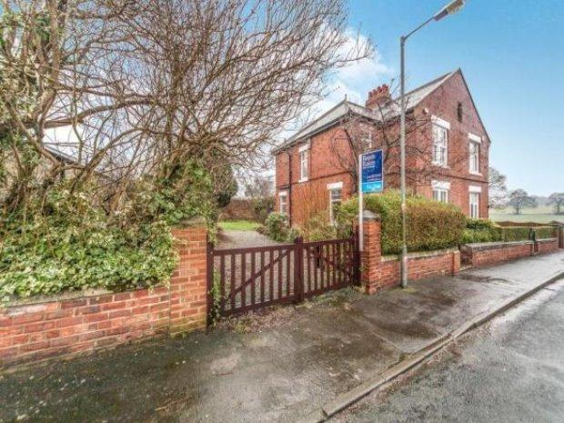 3 Bedrooms Semi Detached House for sale in THE VILLA, BISHOP MIDDLEHAM, SEDGEFIELD DISTRICT