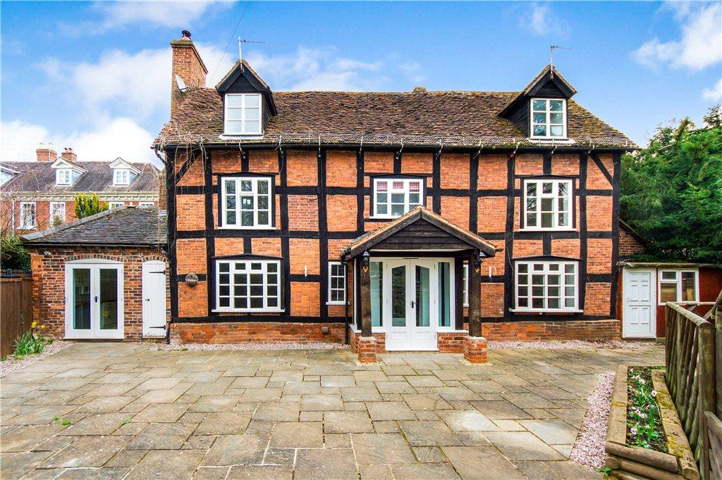 4 Bedrooms Link Detached House for sale in Pleasant Harbour, Bewdley, Worcestershire, DY12
