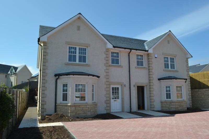 3 Bedrooms Semi Detached House for sale in Plots 18a 18b, The Grange, Castle Terrace, Berwick Upon Tweed, Northumberland
