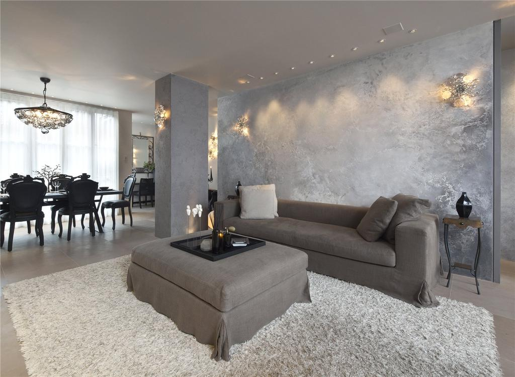 4 Bedrooms Terraced House for sale in South Terrace, Knightsbridge, London