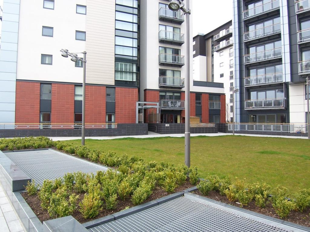 2 Bedrooms Apartment Flat for rent in Meadowside Quay Square , Flat 7/2 , Glasgow Harbour , Glasgow , G11 6BT