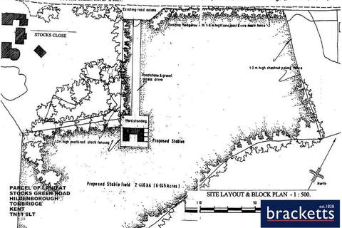 Land for sale - Stocks Green Road, Tonbridge