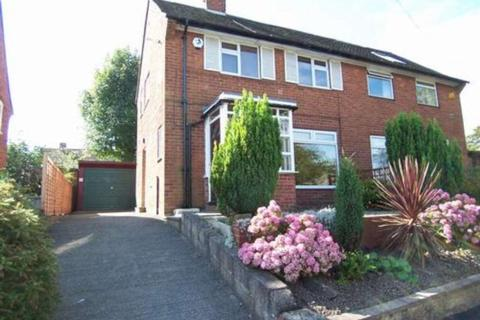 2 bedroom semi-detached house to rent - WEST PARK DRIVE EAST, ROUNDHAY, LEEDS, LS8 2EE