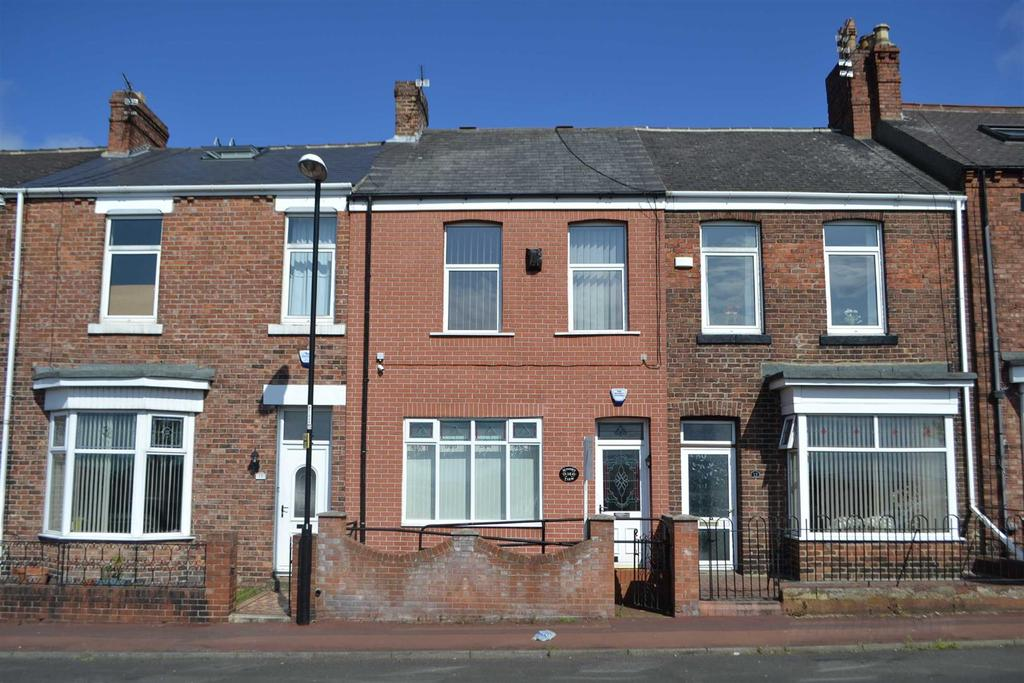 3 Bedrooms Terraced House for sale in Gordon Terrace, Southwick, Sunderland