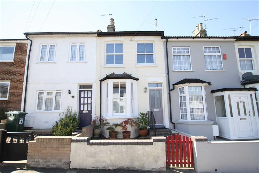 2 Bedrooms Terraced House for sale in Sebright Road, Barnet, High Herts, EN5