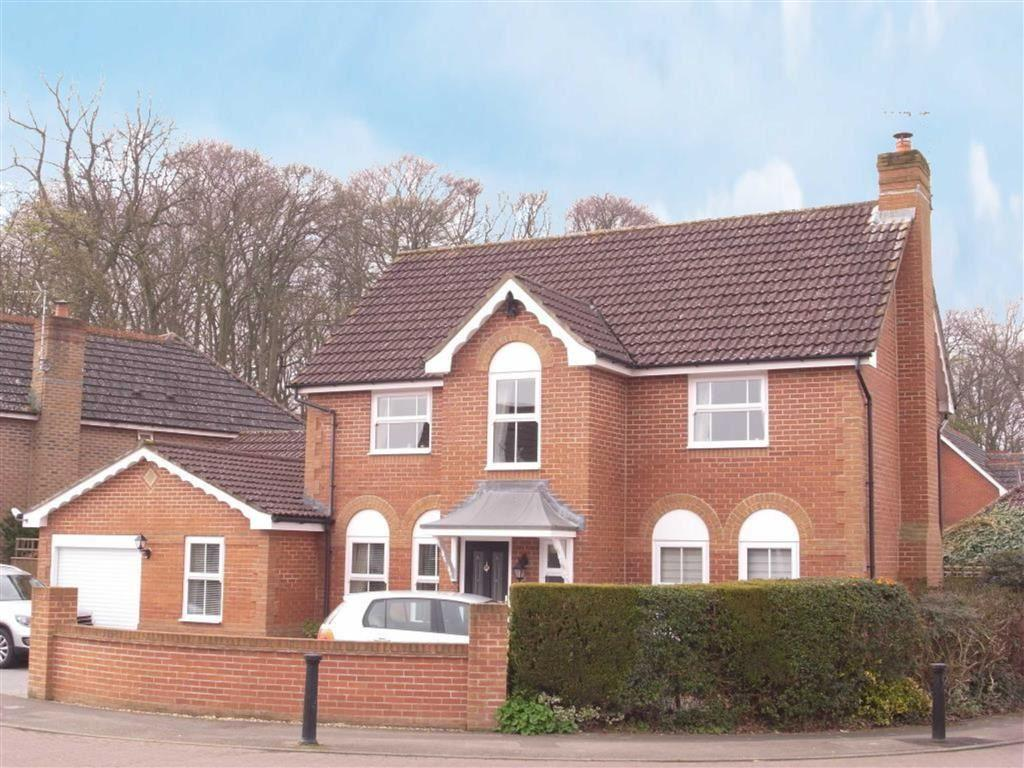 4 Bedrooms Detached House for sale in Ettersgill Drive, Baydale Meadow, Darlington