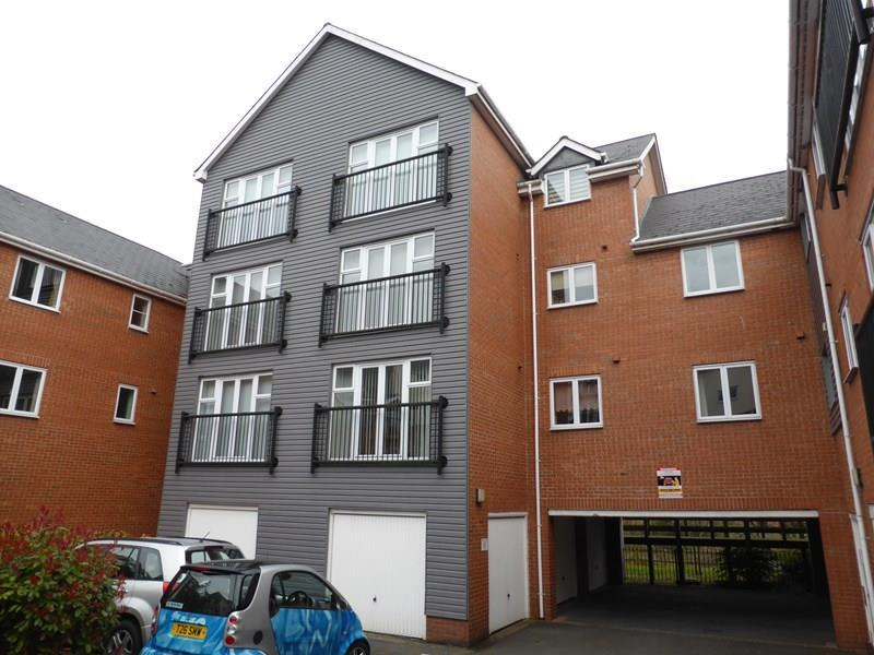 3 Bedrooms Apartment Flat for sale in Mill Street, Evesham