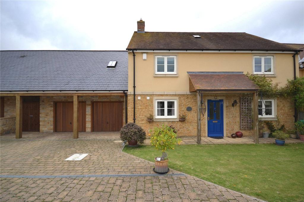 5 Bedrooms Detached House for sale in The Courtyard, Castle Cary Road, North Cadbury, Yeovil