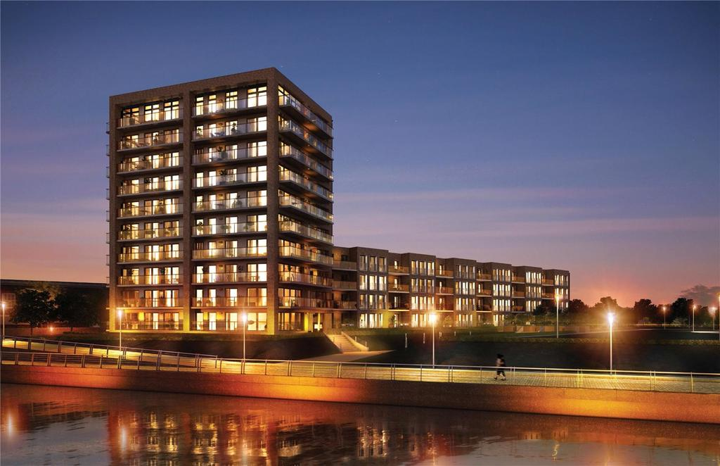 1 Bedroom Flat for sale in Royal Arsenal, Woolwich, London
