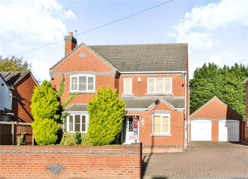 5 Bedrooms Detached House for sale in Bromyard Road, Worcester, Worcestershire, WR2