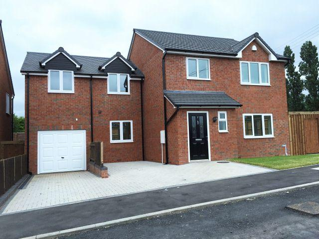 4 Bedrooms Detached House for sale in Grimstock Avenue,Coleshill,Birmingham