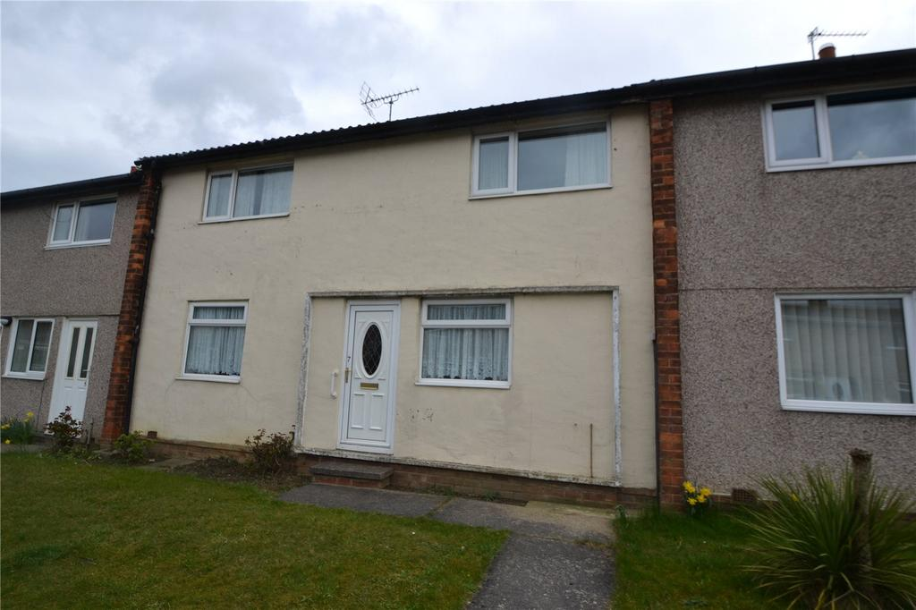 3 Bedrooms Terraced House for sale in Nottingham Place, Peterlee, Co.Durham, SR8