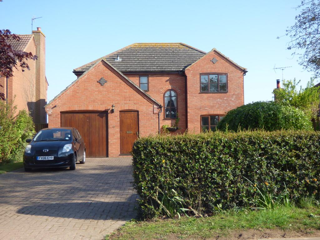 4 Bedrooms Detached House for sale in Station Road, Surfleet