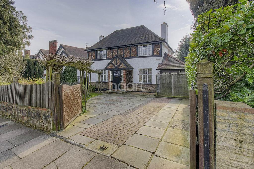 4 Bedrooms Detached House for sale in Old Church Lane, London