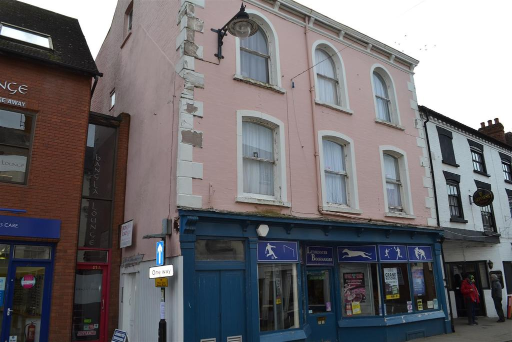1 Bedroom Flat for sale in West Street, Leominster