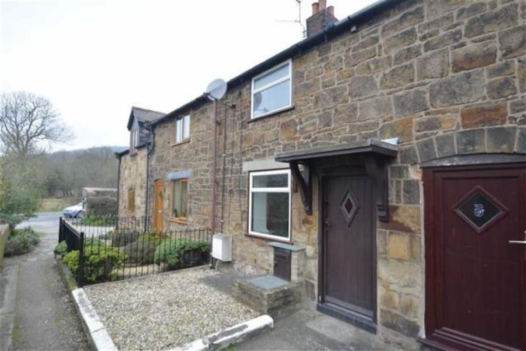 2 Bedrooms Terraced House for sale in Stone Row, Caergwrle, Wrexham