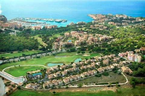 3 bedroom villa  - Golf Frontline Villas, Port Adriano, Mallorca