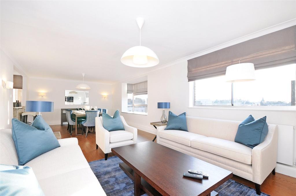 2 Bedrooms Flat for sale in Thorburn House, Kinnerton Street, Knightsbridge, London
