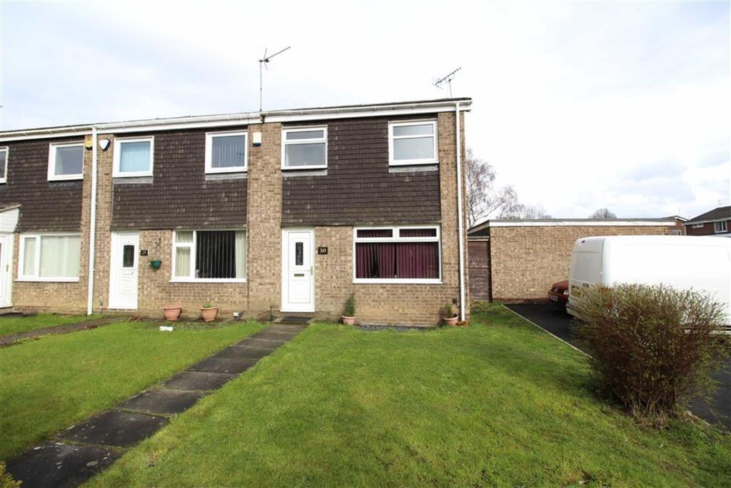 3 Bedrooms Terraced House for sale in Clifton Court, Newcastle Upon Tyne, NE3