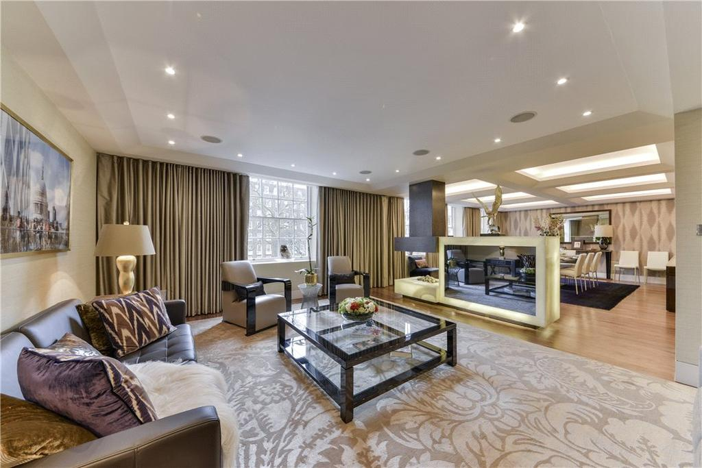 4 Bedrooms Flat for sale in Lowndes Square, Knightsbridge, London, SW1X