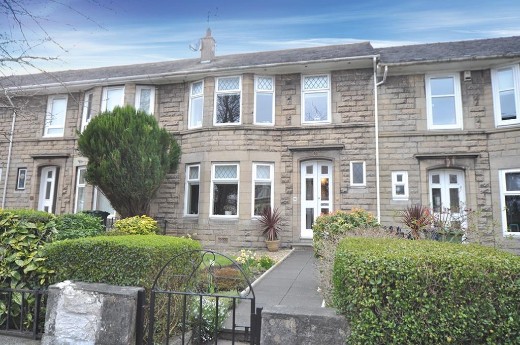 3 Bedrooms Terraced House for sale in 480 Kilmarnock Road, Newlands, G43 2BW