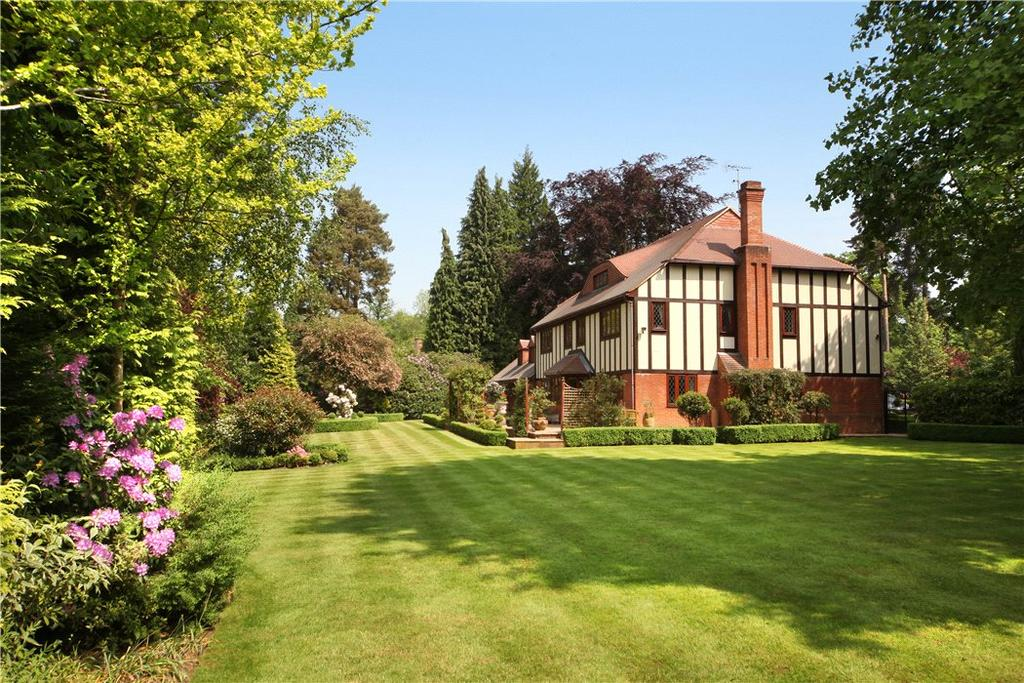 6 Bedrooms Plot Commercial for sale in Spring Woods, Wentworth, Virginia Water, Surrey, GU25