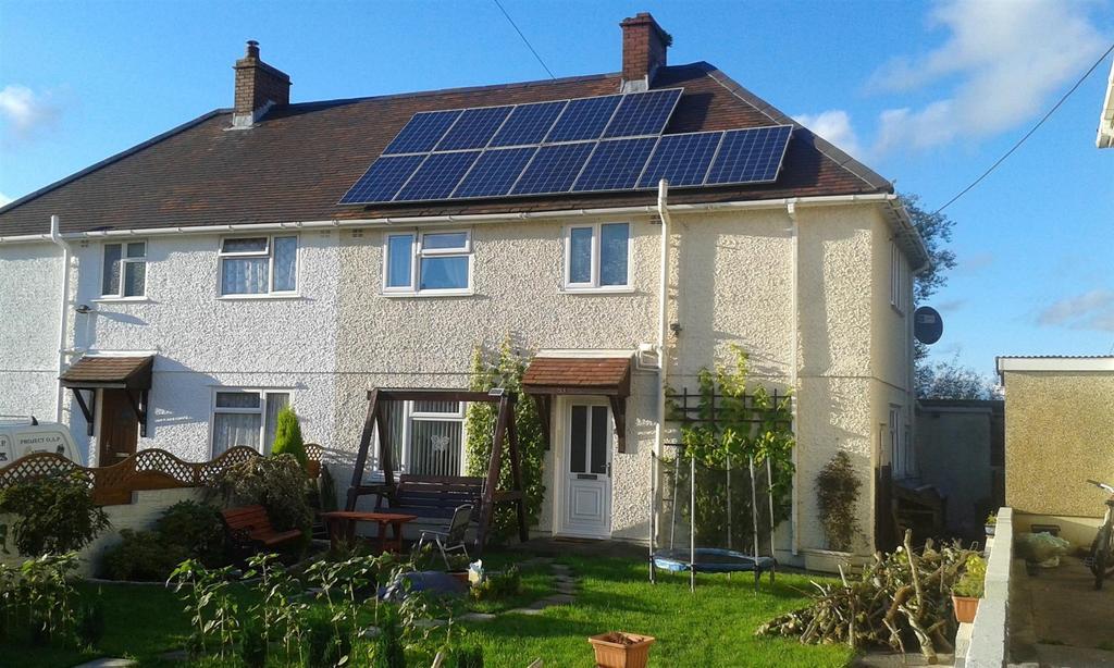 3 Bedrooms Semi Detached House for sale in Lon Y Felin, Ammanford