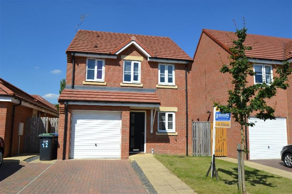 3 Bedrooms Detached House for sale in Rushyford Drive, Chilton, County Durham