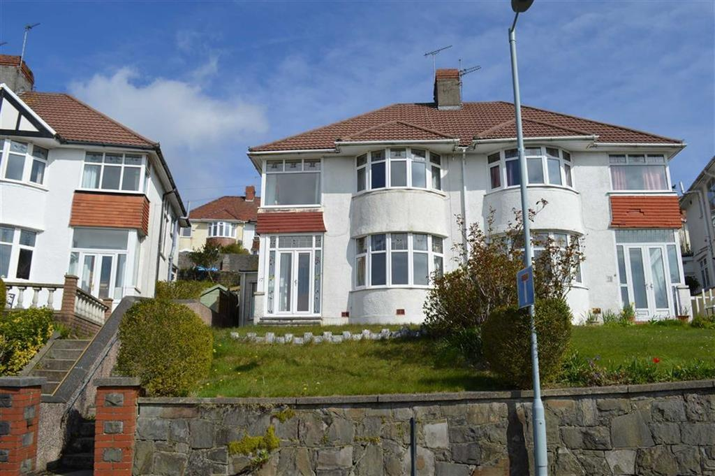 3 Bedrooms Semi Detached House for sale in Lon Cwmgwyn, Swansea, SA2