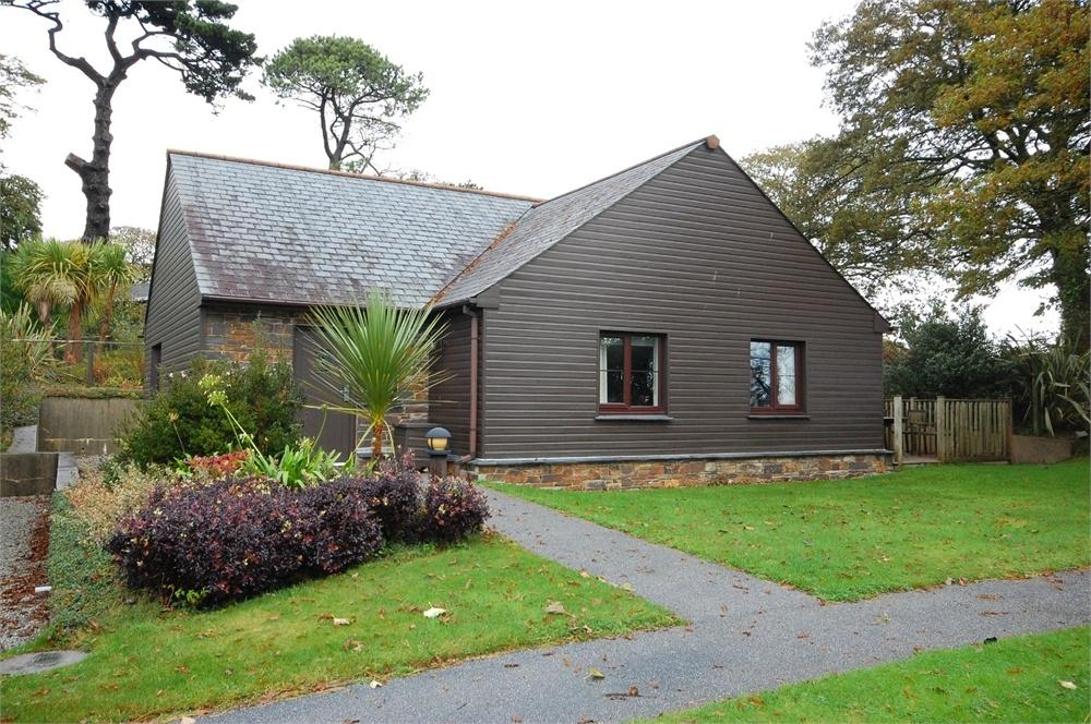 2 Bedrooms Chalet House for sale in Lodge 506, Trenython Manor, Tywardreath, Cornwall