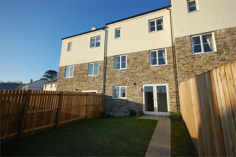 4 Bedrooms Terraced House for sale in Plot 157, Tregony, Fowey
