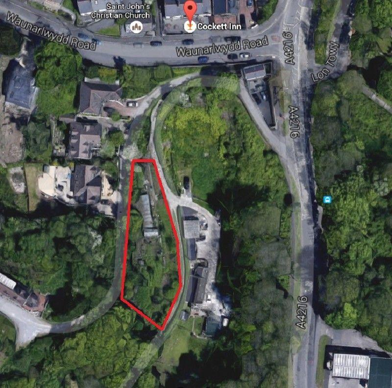 Land Commercial for sale in Cockett Road, Cockett, Swansea, City County of Swansea.