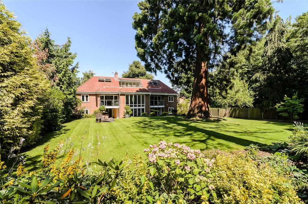 6 Bedrooms Detached House for sale in Burfield Road, Old Windsor, Windsor, Berkshire, SL4