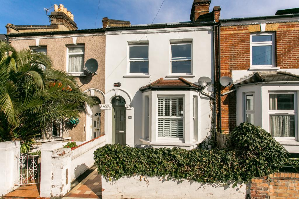 4 Bedrooms Terraced House for sale in Ferrers Road, London, SW16