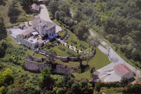 8 bedroom house  - Fully Restored Chateau, Larroque, Tarn