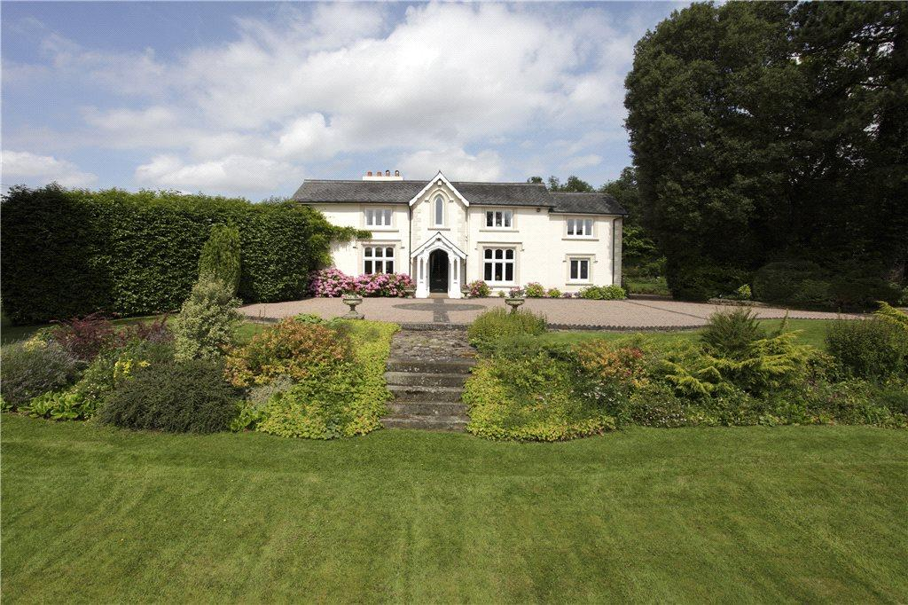 5 Bedrooms Detached House for sale in Bredenbury, Herefordshire, HR7