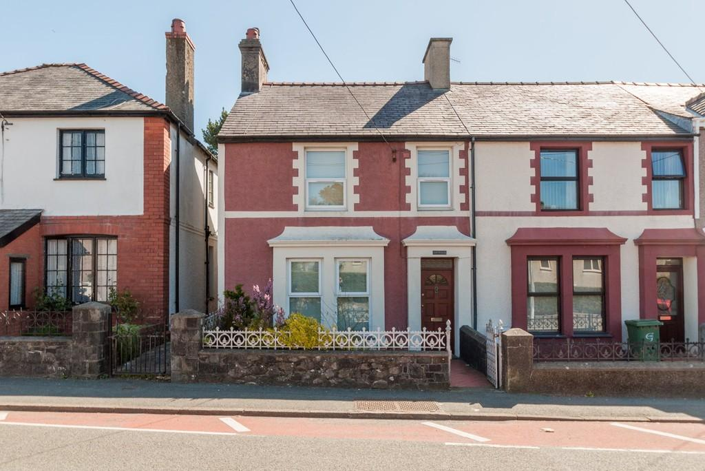 3 Bedrooms Terraced House for sale in High Street, Penygroes, North Wales