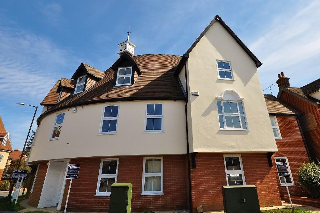 2 Bedrooms Apartment Flat for sale in Melville House, Braintree Road