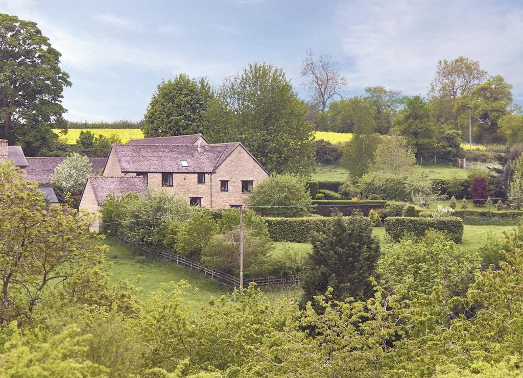 4 Bedrooms Semi Detached House for sale in Lidstone, Chipping Norton, Oxfordshire