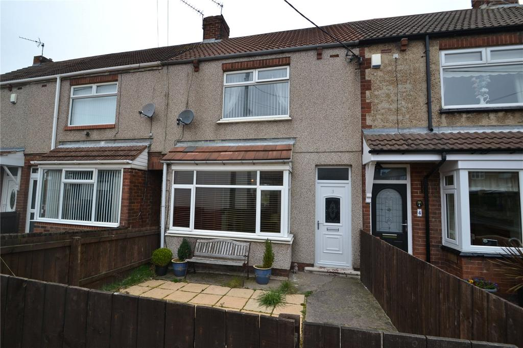2 Bedrooms Terraced House for sale in Dene Road, Blackhall Colliery, TS27