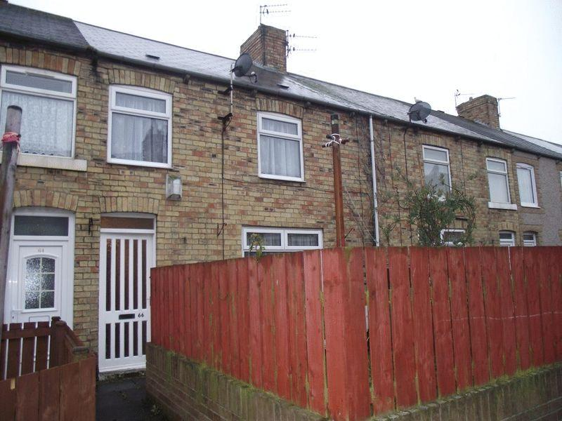 3 Bedrooms Terraced House for sale in Pont Street, Ashington, Three Bedroom Terraced House