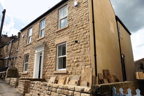 2 bedroom semi-detached house to rent - Cromwell Street, Walkey, S6 3RN - Luxury finish - Private enclosed garden