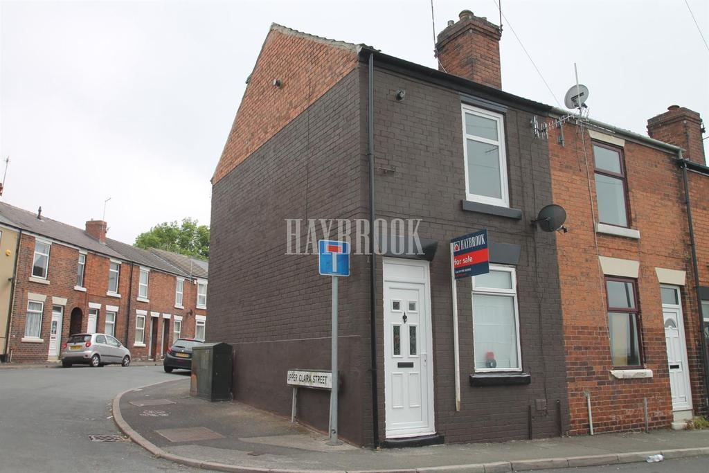 2 Bedrooms End Of Terrace House for sale in Psalters Lane, Kimberworth