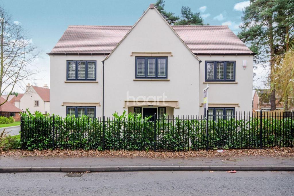 5 Bedrooms Bungalow for sale in Handley Cross Mews, Cantley