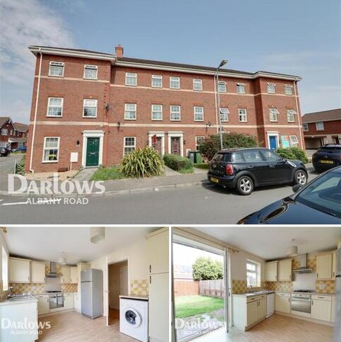 4 bedroom terraced house to rent - Beaufort Square, Pengam Green