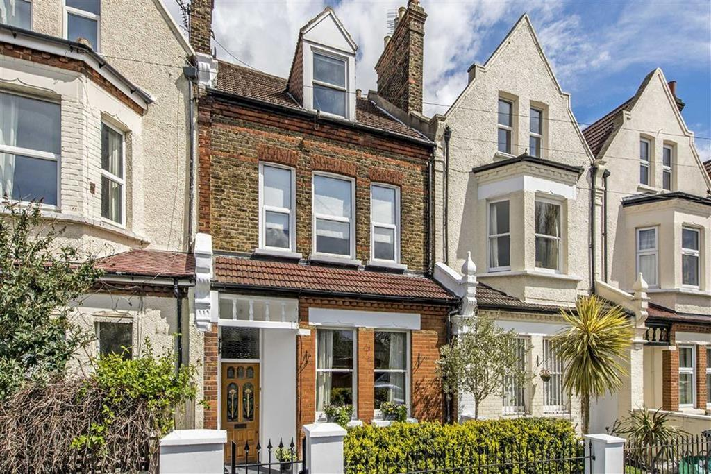 4 Bedrooms House for sale in Estreham Road, Streatham