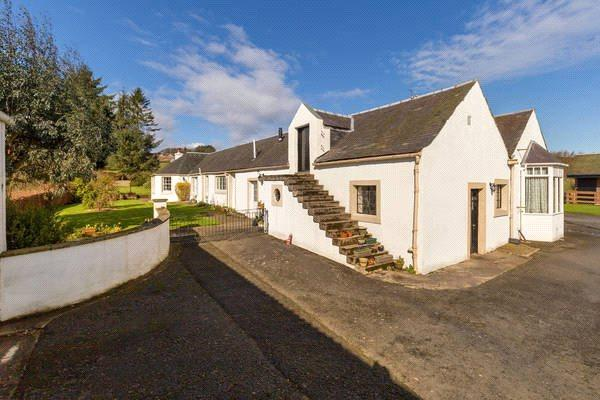 4 Bedrooms Detached House for sale in Whiteleys, By Alloway, Ayr, South Ayrshire, KA7