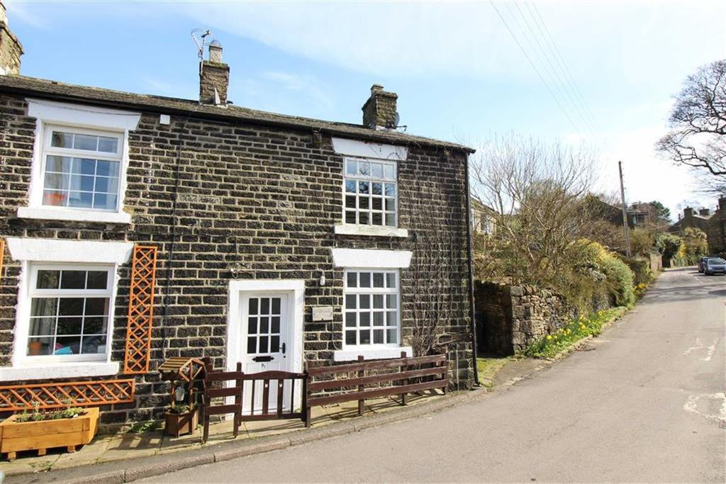 2 Bedrooms End Of Terrace House for sale in Kinder Road, Hayfield, High Peak, Derbyshire